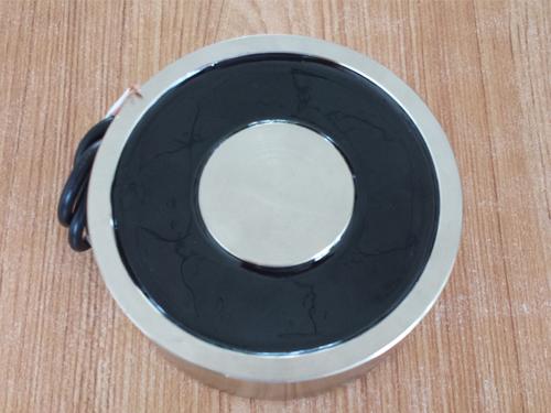 环形吸盘式电磁铁