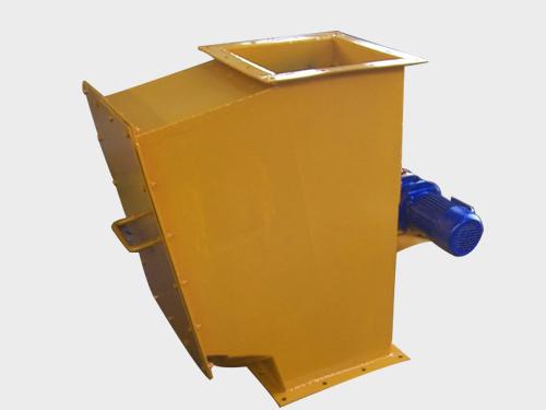 管道式自动永磁除铁器