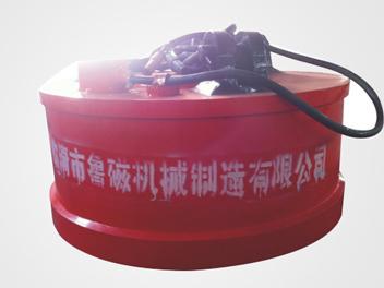 圆形电磁除铁器