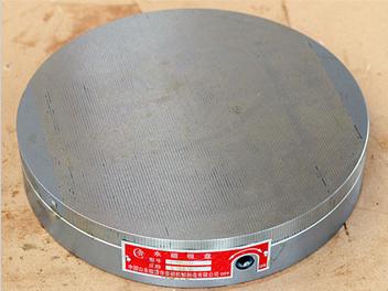 圆型密极永磁吸盘