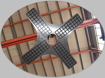 吊运钢带卷用电永磁吸盘